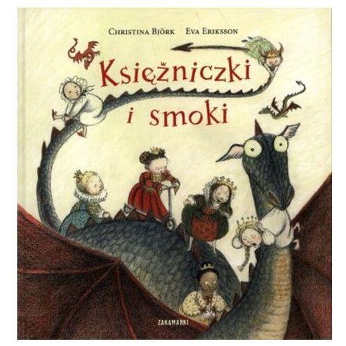 Książki dla dzieci, KSIĘŻNICZKI I SMOKI (opr. twarda)