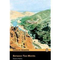 Książki do nauki języka, Between Two Worlds plus Audio CD Penguin Readers Original (opr. miękka)