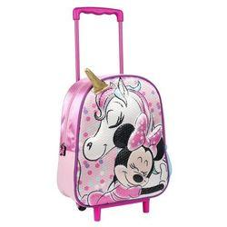 Plecak-walizka 3D Myszka Minnie 3Y37A4 Oferta ważna tylko do 2022-12-12
