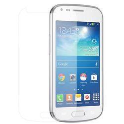 2x Folia ochronna na ekran do Samsung Galaxy Trend Plus + 2x ściereczka
