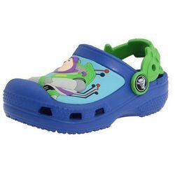 Crocs Classic Chudy i Buzz Astral Toy Story Sea Blue/Lime Green Niebieskie klapki dla dzieci 21-22 C4/5