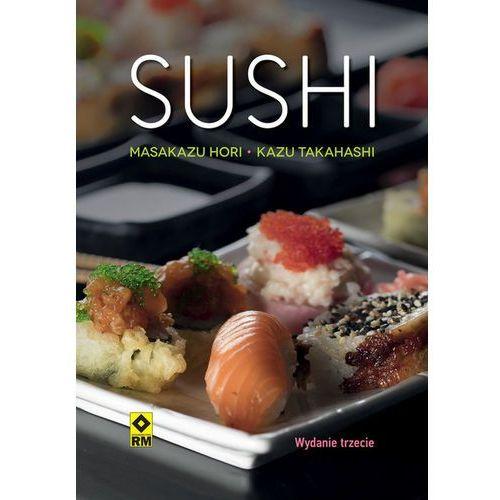 Hobby i poradniki, Sushi wyd.III RM (opr. miękka)