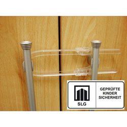 REER Zabezpieczenie do szafek (7103.9) transparentne