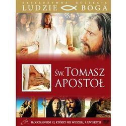 ŚW. TOMASZ APOSTOŁ + Film DVD wyprzedaż (-20%)