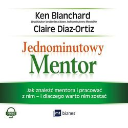 Jednominutowy Mentor - Blanchard Ken, Diaz-Ortiz Claire