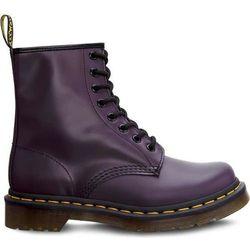 Dr Martens 1460 purple DM11821500 - Buty Glany Damskie - fioletowy