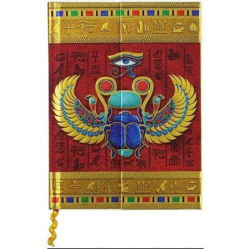 Notesy, Notatnik ozdobny 0036-01 EGIPTO