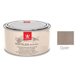 TIKKURILA NOSTALGIA WOOD WAX- wosk do drewna, oyster, 0.225 l