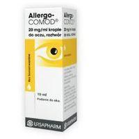 Krople do oczu, Allergo-Comod krople do oczu 10 ml