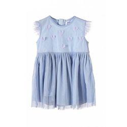 Sukienka niemowlęca 5K3403 Oferta ważna tylko do 2019-10-03