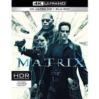 Filmy fantasy i s-f, MATRIX (3BD 4K) (Płyta BluRay)