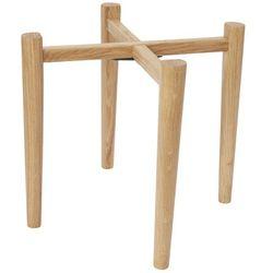 Stojak drewniany GoodHome 24 cm