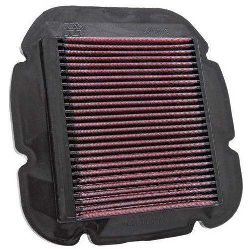 Filtry powietrza do motocykli, $! filtr powietrza K&N SU-1002 3120810 Suzuki DL 650, DL 1000, Kawasaki KLV 1000