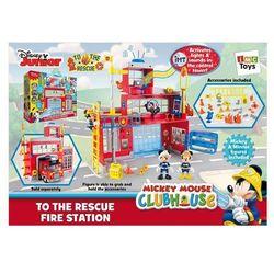 Imc toys REMIZA STRAŻACKA MYSZKI MIKI NA RATUNEK