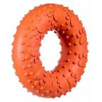 Pozostałe zabawki, Ring kauczukowy - orange
