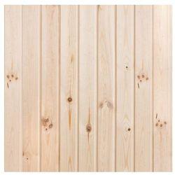Boazeria drewniana FAZA Sosnowa 12,5 x 120 x 2400 mm kl. AB DETALIA