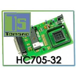 Programator układów MC68HC705B16/32, MC68HC705X16/32 v2
