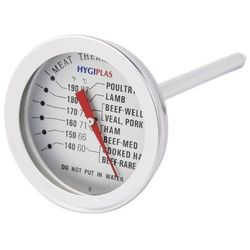 Termometr do mięsa | 12,3x5,2(Ø)cm