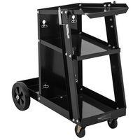 Akcesoria spawalnicze, Stamos Welding Group Wózek spawalniczy - 3 półki - 80 kg SWG-WC-4 - 3 LATA GWARANCJI