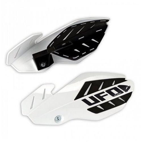 Kierownice motocyklowe, UFO HANDBARY FLAME YAMAHA YZF 250/450 '14-'17 BIAŁY/CZARNY