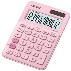 Kalkulator CASIO MS-20UC-PK-S Różowy
