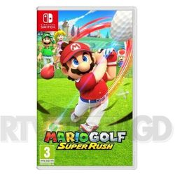Mario Golf: Super Rush Gra Nintendo Switch NINTENDO