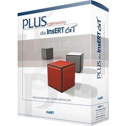 Program INSERT PLUS czerwony dla InsERT GT