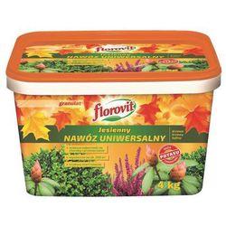 Nawóz jesienny uniwersalny Florovit : Pojemność - 4 kg