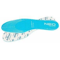 NEO 82-300 Wkładka do butów Actifresh - rozmiar uniwersalny - do docięcia.
