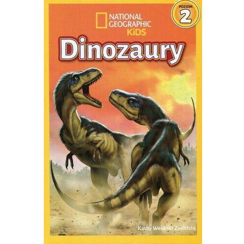 Książki dla dzieci, National Geographic Kids Dinozaury Poziom 2 - Praca zbiorowa (opr. twarda)