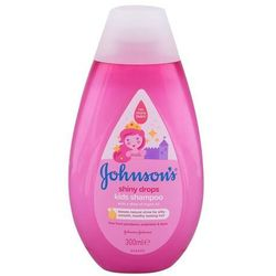 Johnson´s Baby Shiny Drops szampon do włosów 300 ml dla dzieci