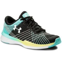Buty UNDER ARMOUR - Ua W Threadborne Push Tr 1296206-003 Blk/Tro/Wht