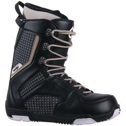 Westige buty snowboardowe Max Black 37 - BEZPŁATNY ODBIÓR: WROCŁAW!