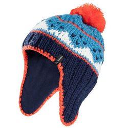 VAUDE Knitted Cap IV Nakrycie głowy Dzieci niebieski M 2018 Czapki