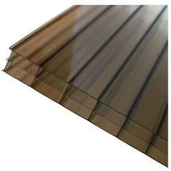 Płyta poliwęglanowa 16 mm 1 x 2 m dymiona
