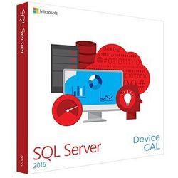 SQL Server 2016 Device CAL 32/64 bit