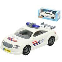 Pozostałe zabawki, Polizei samochód inercyjny w pudełku