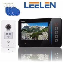 """Leelen LEELEN Wideodomofon 7"""" JB305_N60/No15pc+3xbrelok (z czytnikiem) JB305_N60/No15pc - Rabaty za ilości. Szybka wysyłka. Profesjonalna pomoc techniczna."""