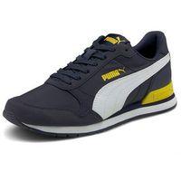 Damskie obuwie sportowe, Puma Sneakersy St Runner V2 Nl Jr 365293 26 Granatowy