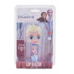 Disney Frozen II Elsa 3D balsam do ust 4 g dla dzieci Bubble Gum