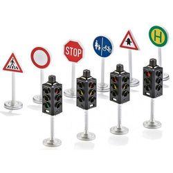 Zabawka SIKU Zestaw znaków i sygnalizacji świetlnej