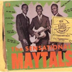 Sensationals Maytals, The - Maytals, The (Płyta CD)