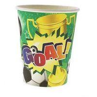 Naczynia jednorazowe, Kubeczki papierowe Gol - 270 ml - 6 szt.