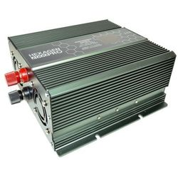 HEX 2000 PRO 12 V przetwornica samochodowa 1000W/2000W 12V / 230V
