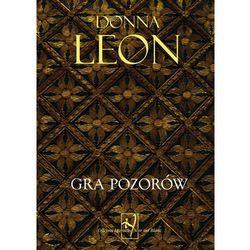 GRA POZORÓW - Leon Donna (opr. miękka)