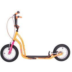 Hulajnoga dla dzieci Raicot SE Insportline - różowo-pomarańczowy