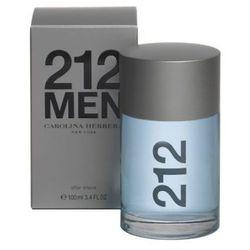 Carolina Herrera 212 Men woda po goleniu 100 ml - Carolina Herrera New York. DARMOWA DOSTAWA DO KIOSKU RUCHU OD 24,99ZŁ
