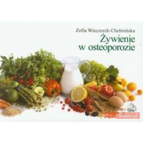 Książki medyczne, Żywienie w osteoporozie (opr. miękka)