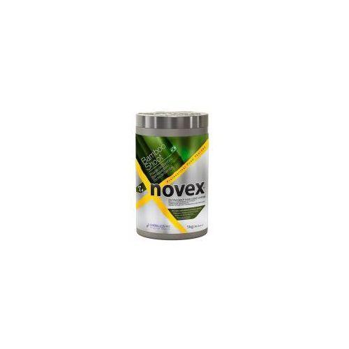 Odżywianie włosów, Novex Bamboo Sprout, maska regenerująca, 1000g