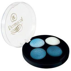 Dermacol Quattro Baked cienie do powiek 5 g dla kobiet 04